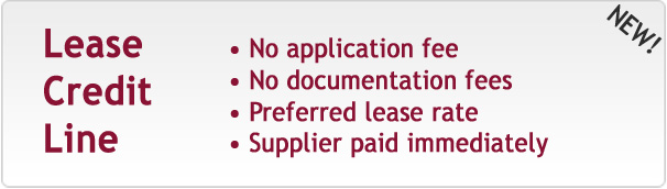 Lease Credit Line