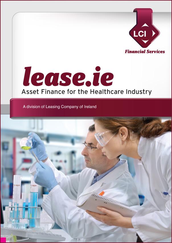 Leasing Company of Ireland Healthcare Brochure